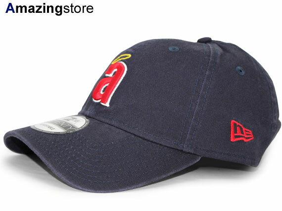 メンズ帽子, キャップ  COOPERSTOWN 9TWENTY CORE CLASSIC STRAPBACKNAVY NEW ERA CALIFORNIA ANGELS 1855 1861