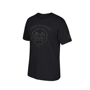 【海外取寄】コナー マクレガーモデル リーボック UFC Tシャツ【MONOGRAM STEALTH SERIES T-SHIRT/BLK】 REEBOK 19_4_1UFC19_4_2