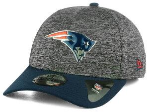 NEW ERA NEW ENGLAND PATRIOTS 【2016 NFL DRAFT/DARK HEATHER GREY-NAVY】 ニューエラ ニューイングランド ペイトリオッツ ドラフト 39THIRTY AUTHENTIC オンフィールド ON FIELD [帽子 ヘッドギア メンズ 16_4_3DRF 16_4_4]