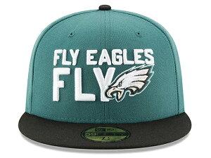 NEW ERA ニューエラ フィラデルフィア イーグルス【2018 NFL DRAFT SPOTLIGHT/BLK-GRN】ニューエラ NEW ERA PHILADELPHIA EAGLES [18_4_4DRAFT18_5_1 newera-nfl-draft]