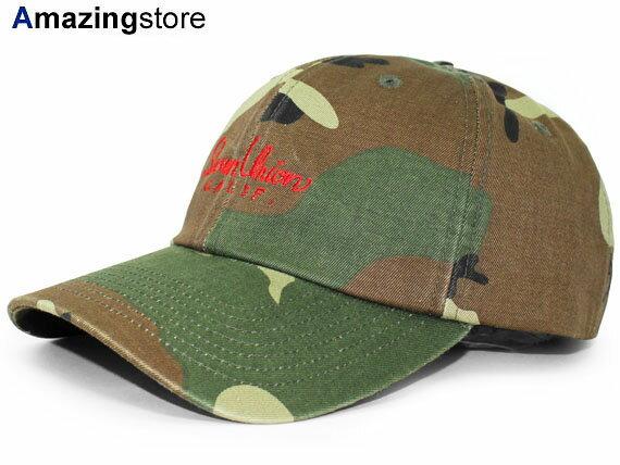 メンズ帽子, キャップ 7UNION CALIF BENT STRAPBACKWOODLAND CAMO 7 LOW PROFILE DAD HAT cap SevenUnion CALIF 1745 1751 174RE 175RE