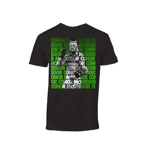 【海外取寄】コナー マクレガーモデル UFC Tシャツ【UFC189 FIGHTER REPEAT T-SHIRT/BLK】 REEBOK リーボック 19_7_4UFC19_7_5