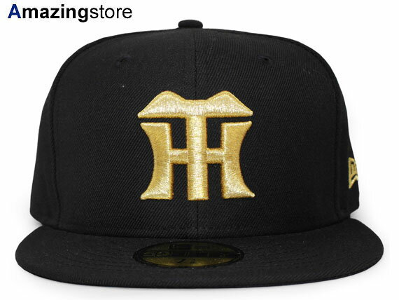 a9457bb08c3 NEW ERA HANSHIN TIGERS  NPB TEAM-BASIC BLACK-GOLD  ニューエラ 阪神タイガース  17 11RE  17 12RE