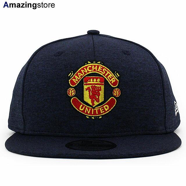 メンズ帽子, キャップ  9FIFTY FC PREMIER LEAGUE SHADOW TECH SNAPBACKHEATHER NAVY NEW ERA MANCHESTER UNITED FC 1991SOCCER