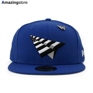 【30%OFF】【あす楽対応】ニューエラ ロックネイション 59FIFTY 【PAPER PLANES THE ORIGINAL CROWN FITTED CAP/RYL BLUE】 NEW ERA ROC NATION [20_1_5ROC 20_2_2]