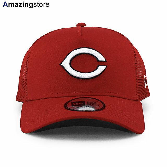 メンズ帽子, キャップ  9FORTY NPB A-FRAME TRUCKER MESH CAPRED NEW ERA HIROSHIMA TOYO CARP 216RE0616