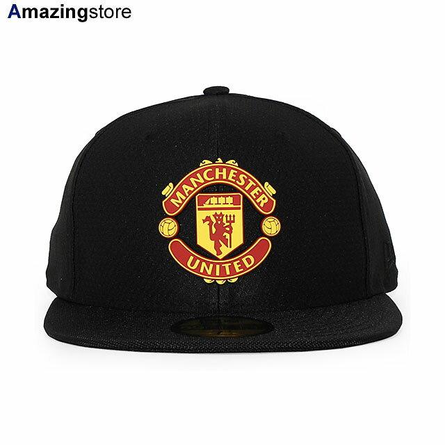 メンズ帽子, キャップ  59FIFTY FC PREMIER LEAGUE SPORT FITTED CAPBLACK NEW ERA MANCHESTER UNITED FC BLK 2142NE