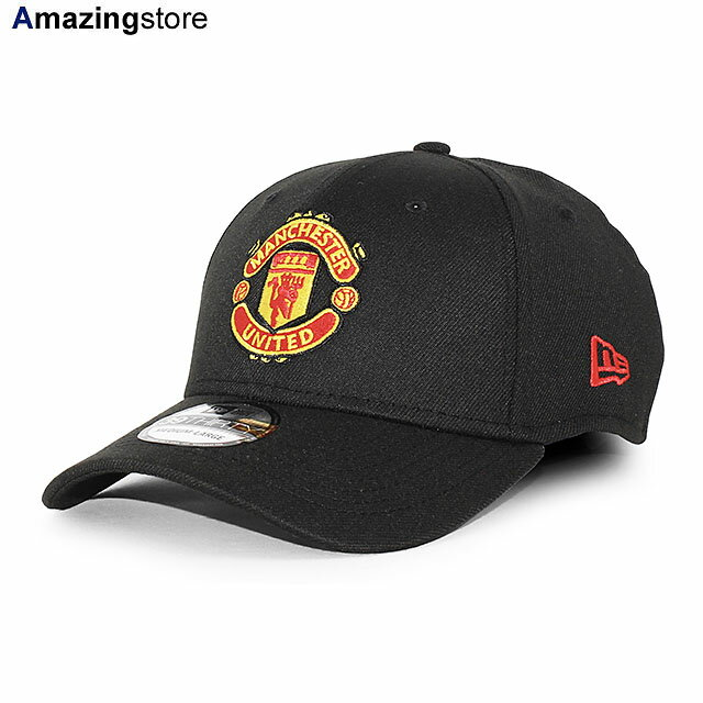 メンズ帽子, キャップ  39THIRTY FC PREMIER LEAGUE FLEX FIT CAPBLACK NEW ERA MANCHESTER UNITED FC BLK 2142NE TEAM CLASSIC FLEX