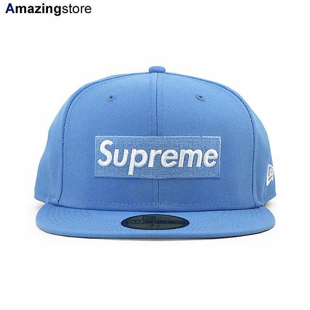 メンズ帽子, キャップ SUPREME 59FIFTY CHAMPIONS BOX LOGO FITTED CAPBLUE NEW ERA COLORBOTTOM 2192SUP