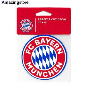 ウィンクラフト ステッカー FCバイエルン ミュンヘン 【FC BAYERN MUNICH PERFECT CUT DECAL】 WINCRAFT [for3000 18_10_3ACC]