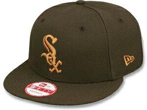メンズ帽子, キャップ NEW ERA CHICAGO WHITE SOX TEAM-BASIC SNAPBACKBRN-WHEAT 9FIFTY new era cap new era newera BROWN WHEAT 1684SNA 1685