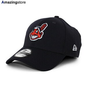 【あす楽対応】ニューエラ 39THIRTY クリーブランド インディアンス 【MLB TEAM CLASSIC FLEX FIT CAP/NAVY】 NEW ERA CLEVELAND INDIANS ネイビー [20_8_3NE 20_8_4]