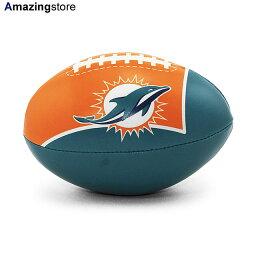 ローリングス ソフティーボール マイアミ ドルフィンズ 【NFL SOFTEE FOOTBALL/ORANGE-AQUA】 RAWLINGS MIAMI DOLPHINS オレンジ アクア [/ORG for3000 20_9_1ACC 20_9_2]