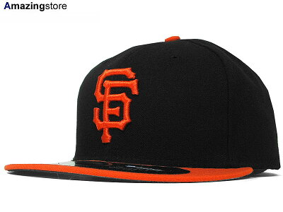 MLB選手が実際に試合で着用するオーセンティックモデルNEW ERA ニューエラ SAN FRANCISCO GIANT...
