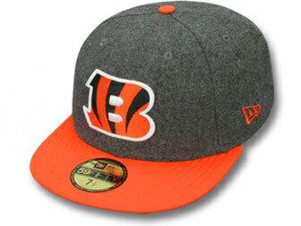 メンズ帽子, キャップ NEW ERA CINCINNATI BENGALS 2T NFL MELTON-BASICGREY-ORG new era cap new era newera AIR JORDAN LA JAY-Z NY BK LEBRON SUPREME