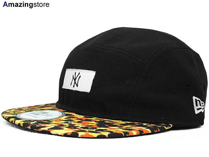 メンズ帽子, キャップ NEW ERA NEW YORK YANKEES LEOPARD CAMPER STRAPBACKBLK-MULTI LEOPARD new era cap newera JORDAN LA NY BK LEBRON SUPREME