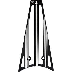 【05040290】10-GAUGEフレームグリルブラック2009~13年ツーリングハーレーパーツ