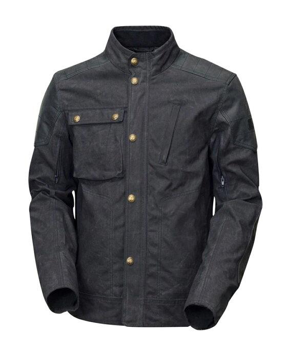 【rd8172】Truman Textile Jacket S/M/L/XL ブラック ハーレーパーツ