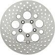 【17101905】 ステンレス ドリルドブレーキローター/リア用 ハーレーパーツ