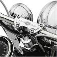 【94453-05】 クローム・ハンドルバークランプハードウェアキット ハーレー純正パーツ