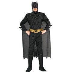 バットマン ダークナイト デラックス 衣装、コスチューム コスプレ 大人男性用|2-2、2-1