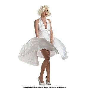 DELUXE MARILYN マリリン・モンロー ドレス セクシー 衣装、コスチューム 大人女性用|67-4