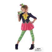 THE MAD HATIER 不思議の国のアリス マッドハッター風 衣装、コスチューム 子供女性用|53-5、
