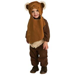 イウォーク衣装、コスチュームスターウォーズ子供男性用Ewok