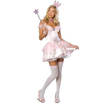 グリンダ 衣装、コスチューム 大人女性用 オズの魔法使い セクシー  Sexy Glinda