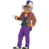 マッドハッター 衣装、コスチューム 大人男性用 チェック柄 Plaid Mad Hatter|35-3