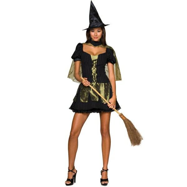オズの魔法使い 衣装、コスチューム 大人女性用 魔女 セクシー コスプレ画像