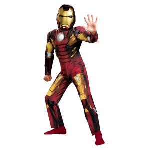 アイアンマン MARK 7 衣装、コスチューム 子供男性用 マッスル アベンジャーズ コスプレ