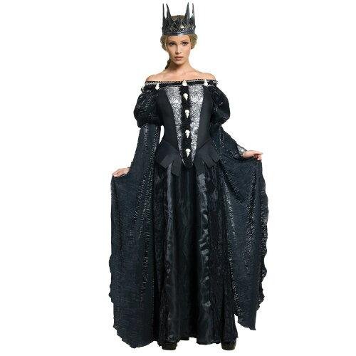 ラヴェンナ女王 デラックス 衣装、コスチューム 大人女性用 スノーホワイト|66-4