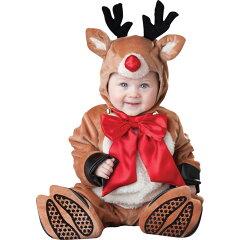 トナカイ 衣装、コスチューム ベビー用 コスプレ クリスマス REINDEER RASCAL|8-4