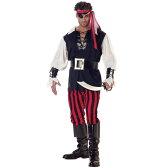 カットスロート・パイレーツ 海賊 衣装、コスチューム 大人男性用 0