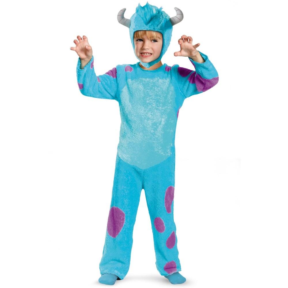 サリー 衣装、コスチューム 子供男性用 モンスターズ・ユニバーシティー モンスターズインク Monsters U Sulley コスプレ画像