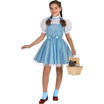 ドロシー 衣装、コスチューム 子供女性用 オズの魔法使い The Wizard of Oz Dorothy