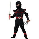 忍者衣装、コスチューム 子供男性用 STEALTH NINJA