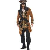 スチームパンク 海賊 衣装 コスチューム 大人男性用|34-1