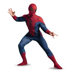 スパイダーマン アメイジング 衣装、コスチューム 大人男性用 SPIDER-MAN MOVIE コスプレ