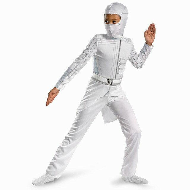 クラシック ストーム・シャドウ G.I. Joe 衣装、コスチューム 子供男性用 Storm Shadow コスプレ画像