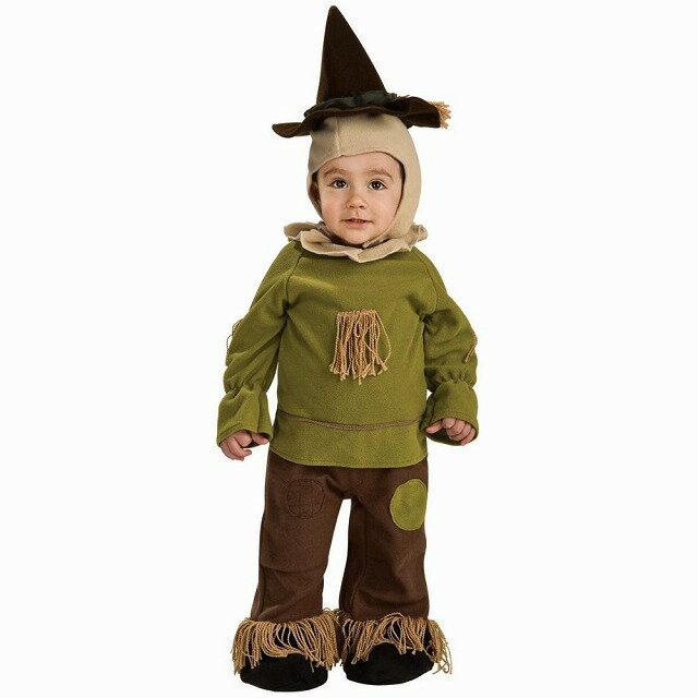 カカシ衣装、コスチューム 子供男性用 オズの魔法使い コスプレ画像
