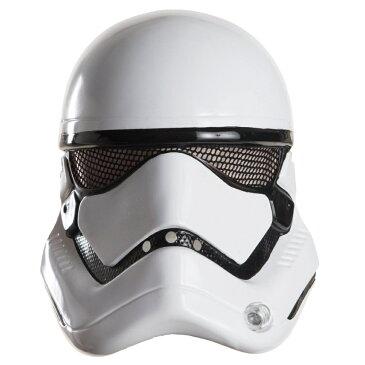 ストームトルーパー マスク 子供男性用 ハーフヘルメット スター・ウォーズ「フォースの覚醒」 コスプレ