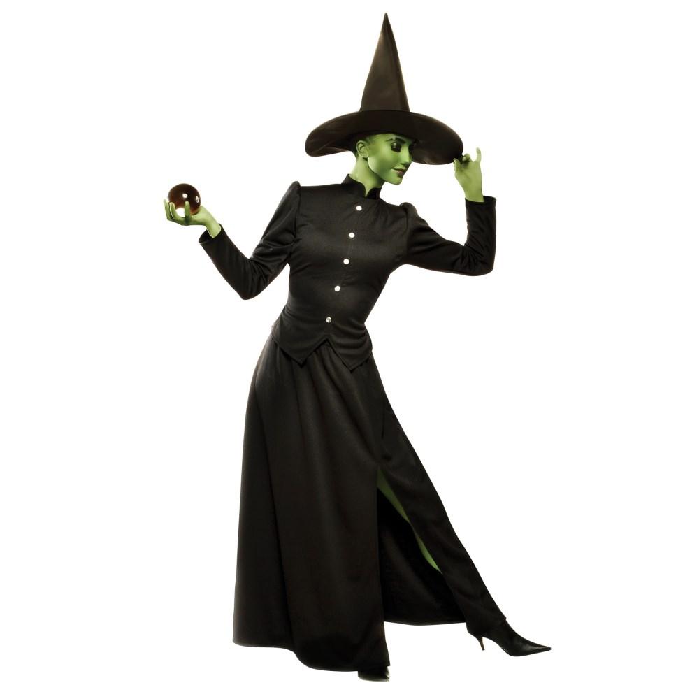 魔女 ドレス 大人女性用 ハロウィン オズの魔法使い風 コスプレ画像
