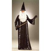 魔法使い 天体柄ローブ コスチューム 大人男性用 Oh Mr.Wizard