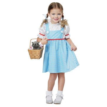 ドロシー 衣装、コスチューム 子供女性用 オズの魔法使い DOROTHY OF OZ