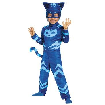キャットボーイ しゅつどう!パジャマスク 衣装、コスチューム 子供男性用 コスプレ CATBOY CLASSIC TODDLER