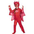 アウレット しゅつどう!パジャマスク 衣装、コスチューム 子供女性用 コスプレ OWLETTE CLASSIC TODDLER