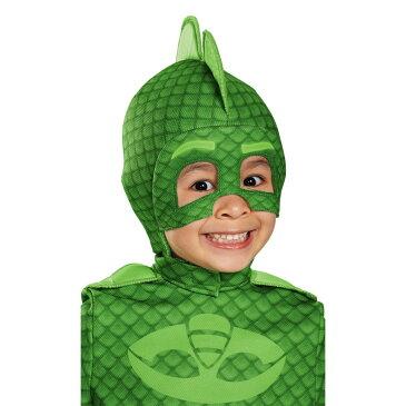 ゲッコー しゅつどう!パジャマスク マスク 子供用 GEKKO DELUXE MASK CHILD コスプレ