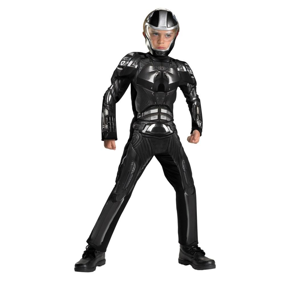 デューク G.I.ジョー 衣装、コスチューム 子供男性用 G.I. JOE DUKE MUSC CHLD コスプレ画像